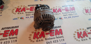 Alternator VW Polo 1.4TDI KA EM