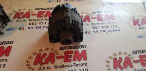 Alternator Renault Megane 1.9DCI KA EM