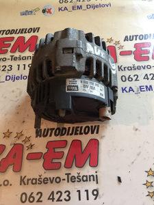 Alternator Audi a3 1.9 TDI KA EM