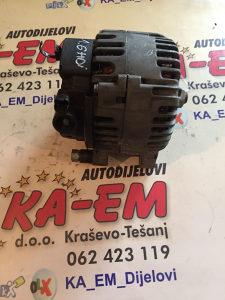 Alternator Citroen C4 1.6 HDI KA EM
