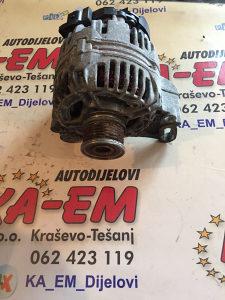 Alternator VW Polo 1.4 TDI KA EM