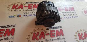 Alternator Audi A4 2.5TDI KA EM