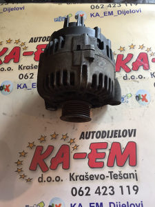 Alternator BMW X5 3.0 D KA EM