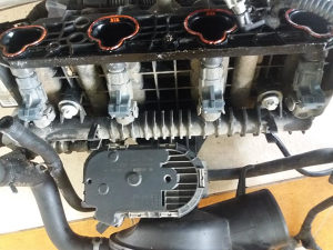 Klapna Gasa Opel Corsa C 1.2 Benzin 0280750044