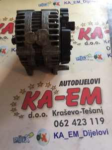 Alternator Audi A6 3.0 TDI 4F KA EM