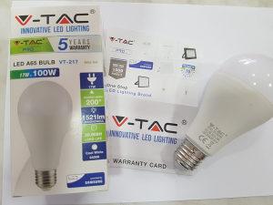 SAMSUNG CHIP 17W = 100W E27 LED 220V 6400K Sijalica