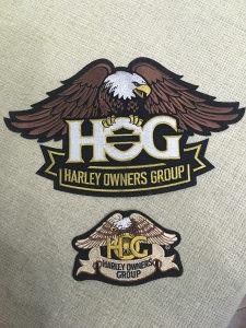 Harley Davidson prisivaci