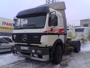 Kupujem Mercedes SK Tegljac 4x2 4x4