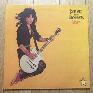 Joan Jett And The Blackhearts - Album (Made in Holland)