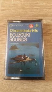 Orginalna kaseta RTB Bouzouki sounds