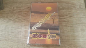 Orginal kaseta Evergreens 1 1995 Slovenija