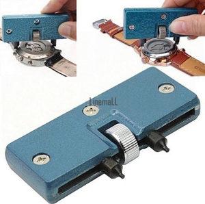 Alat za zamjenu baterije otvaranje kucista za sat