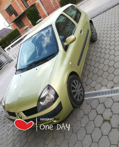 Renault Clio 1.5 dci CHIESMSEE oprema