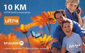 Ultra kartice BH Telecom