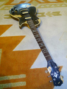 Elektricna gitara ,washburn custom ,les paul