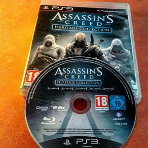 Assassin's creed heritage PS3