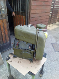 Industrijski motor ruski