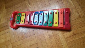 Muzičke udaraljke dječije