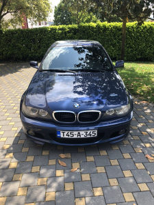 BMW 320d M Paket
