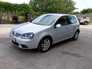 GOLF 5 1,9 TDI--EDITION--
