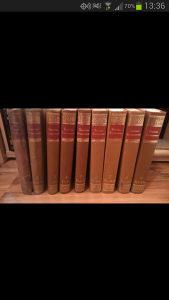 Tehnicka encikopedija set 9 knjiga