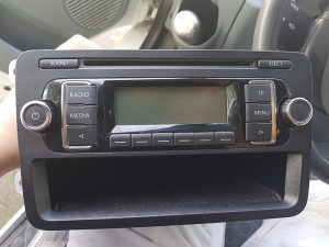 Radio mp3 volkswagen