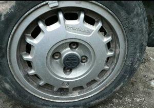 Felge sa gumama 14 nove gume