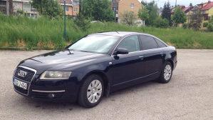 Audi A6 2.4 benzin/plin