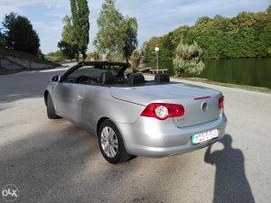 VW EOS 2008 REG