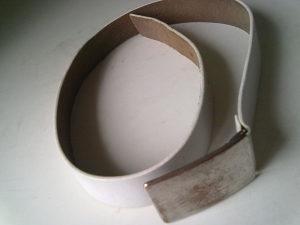 Kajs od Prave Koze - SADDLER Leather - 108cm