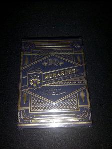 Akcija! Bicycle karte za trikove i poker - Monarchs