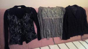 Tri majice komplet