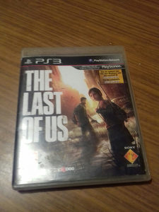 PS3 LAST OF US /IGRA