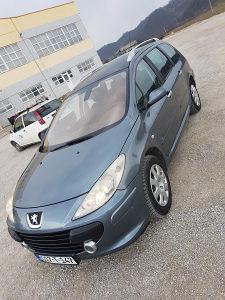 Peugeot 307 sw, facelift, 7 sjedista, reg. do 03/19