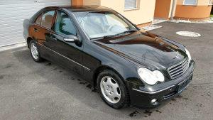 Mercedes C200 Avantgard