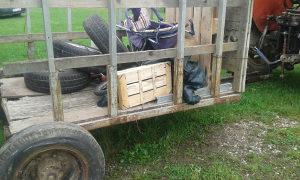 Prikolica traktorska