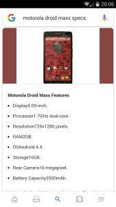 Mobitel motorola droid maxx
