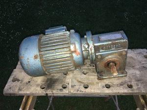 Elektromotor Sever