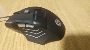 Gejmerski mis led /5500dpi / dpi button / 7 buttons