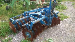 Tanjirače traktor