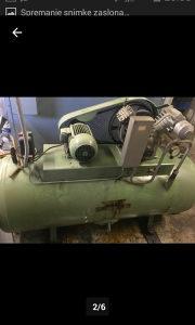 Kompresor zraka 350l