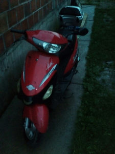 Motor skuter