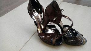 Zenske sandale/visoka peta NOVO