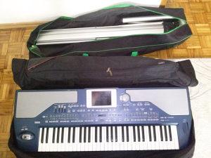 Klavijatura KORG PA800