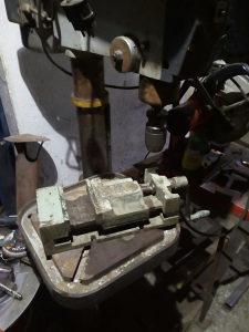 Strojni skrip masinska stega