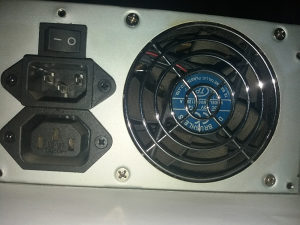 Napojna jedinica PC