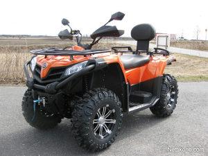 Kupujem Cfmoto 450l quad