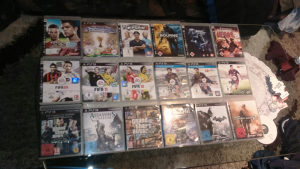 Igre/igrice za ps3/play station 3 Orginal ZAMJ ZA RAZNO