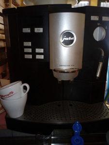 Kafe mašina Jura impresa S 70