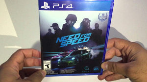 Need For Speed Ps4 (moguca zamjena za drugu ps4 igru)